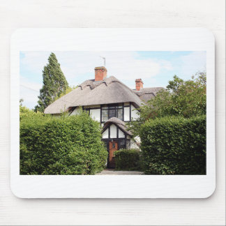 Thatched cottage, United Kingdom 15 Mouse Pad