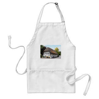 Thatched cottage, United Kingdom 1 Adult Apron