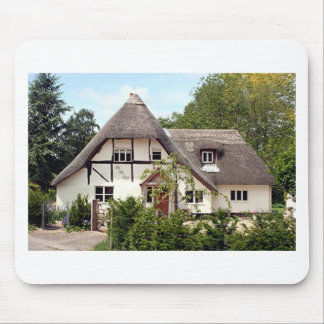 Thatched cottage, United Kingdom 2 Mousepads
