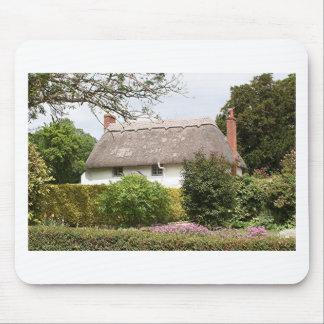 Thatched cottage, United Kingdom 4 Mouse Pads