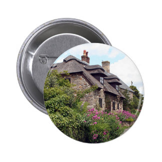 Thatched cottage United Kingdom 5 Pin