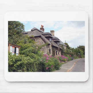 Thatched cottage, United Kingdom 5 Mousepad