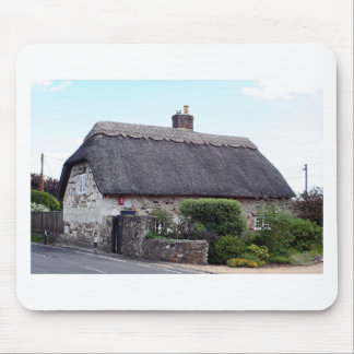 Thatched cottage, United Kingdom 6 Mousepad