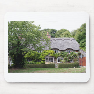 Thatched cottage, United Kingdom 7 Mousepad