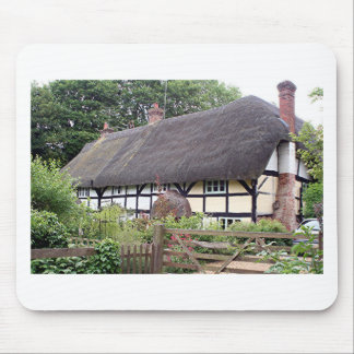 Thatched cottage, United Kingdom 8 Mousepads