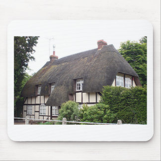 Thatched cottage, United Kingdom 9 Mousepad