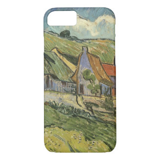 Thatched Cottages by Vincent van Gogh iPhone 8/7 Case
