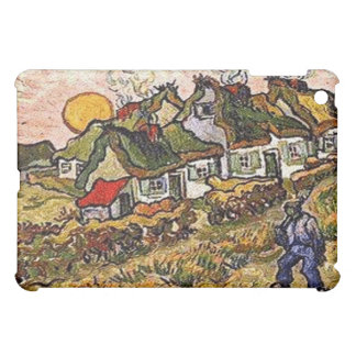 Thatched Cottages iPad Case