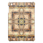 Thatched Fire & Suede iPad Mini Cover