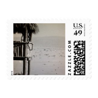 Thatched Hut Stamps