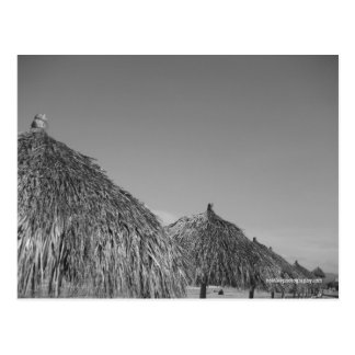 thatched postcards