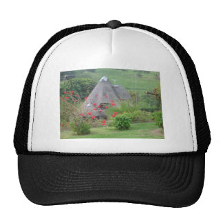 Thatched Roof Hats