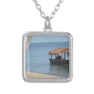 Thatched Roof Boat Jewelry