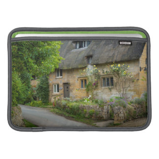 Thatched Roof home MacBook Sleeve