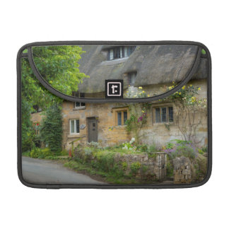 Thatched Roof home Sleeve For MacBooks