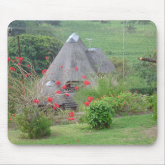 Thatched Roof Mouse Mat