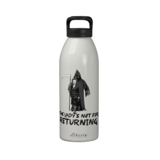 Thatcher anti botellas de agua reutilizables