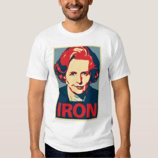 Thatcher The Iron Lady T-Shirt