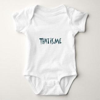 thatis.me baby bodysuit