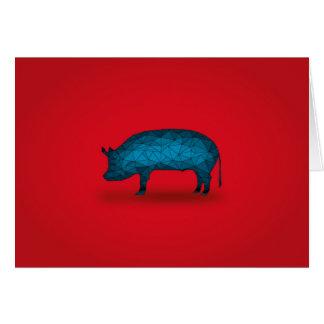 That'll do Pig... Card