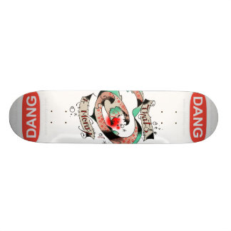 that's a moray! deck skate boards