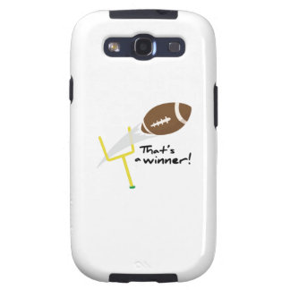 Thats a Winner Samsung Galaxy SIII Covers