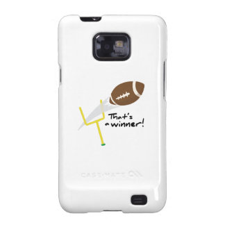 Thats a Winner Galaxy SII Covers