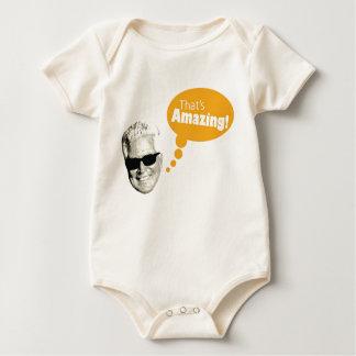 That's Amazing! Baby Bodysuit