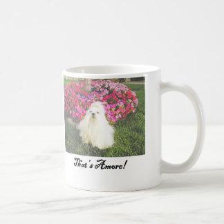 That's Amore Coffee Mugs