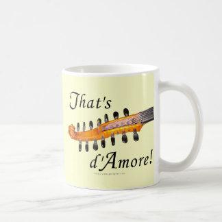 That's d'Amore! Mug