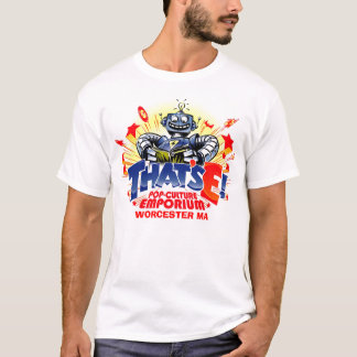 """That's E """"Classic"""" COLOR LOGO T-Shirt"""