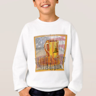 That's gonna leave a stain! sweatshirt