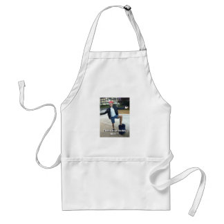That's How Daddy Likes It Adult Apron
