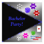 THATS HOW I ROLL BACHELOR PARTY INVITATION