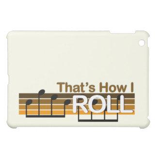 That's How I Roll (Banjo) iPad Mini Cases