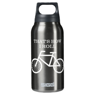 Funny Bike Water Bottles Zazzle