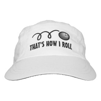 That's how i roll -  Funny bowling hat