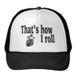 Thats How I Roll (Motocross) Trucker Hat