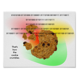 That's How the Cookie Crumbles Poster