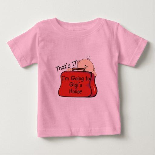 That's it Gigi Baby T-Shirt