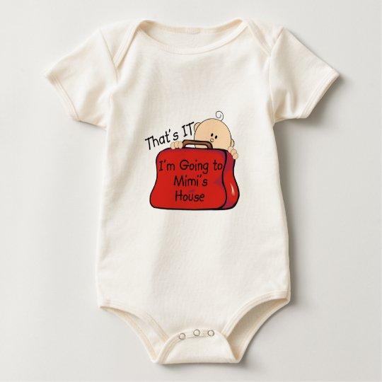That's it Mimi Baby Bodysuit
