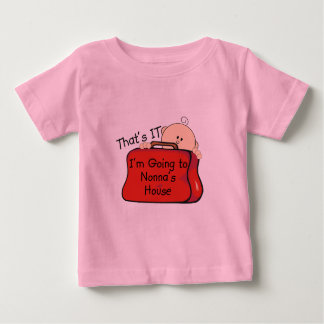 That's it Nonna Baby T-Shirt