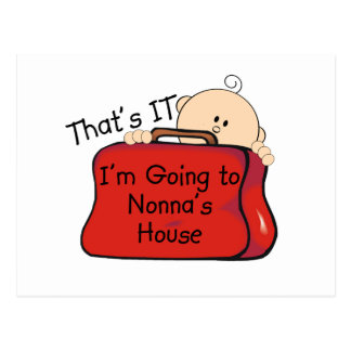 That's it Nonna Postcard