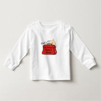 That's it Nonni Toddler T-shirt