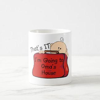 That's it Oma Coffee Mug