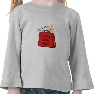 That's it Oma Shirt