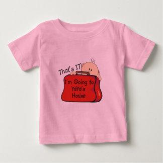 That's it YaYa Baby T-Shirt