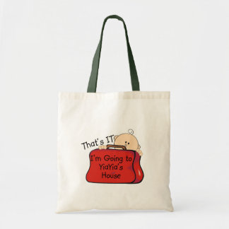 That's it YiaYia Canvas Bag