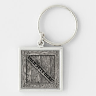 That's just Crate! - Driftwood - Keychain