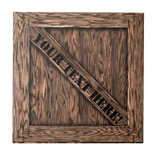 That's just Crate! - Oak Wood - Tile